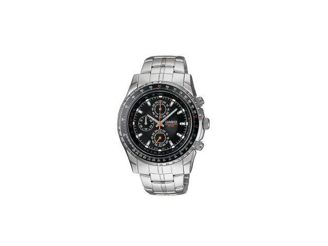 Casio Silver Dress Analog Dial Mens Watch MTP4500D