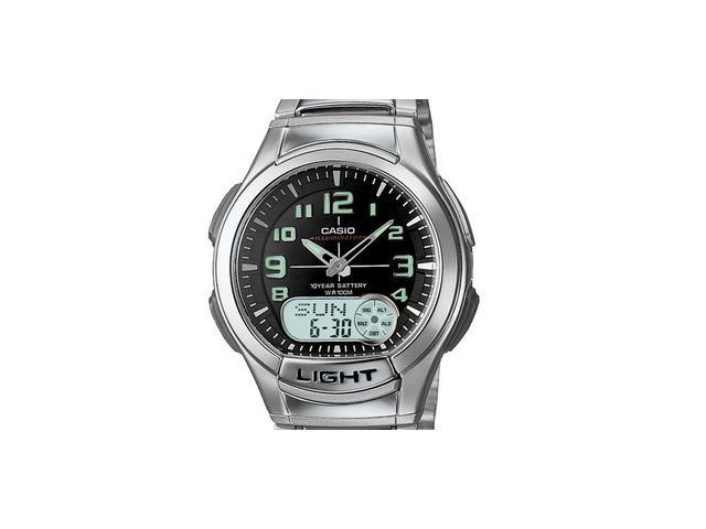 Casio Watch - AQ180WD1BV (Size: men)