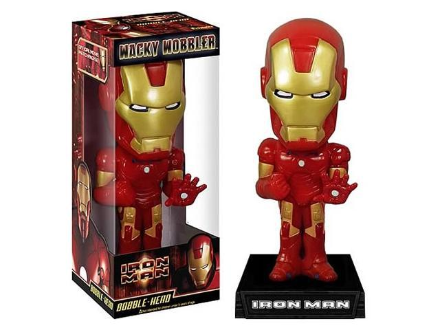 Marvel Iron Man Wacky Wobbling Bobble Head