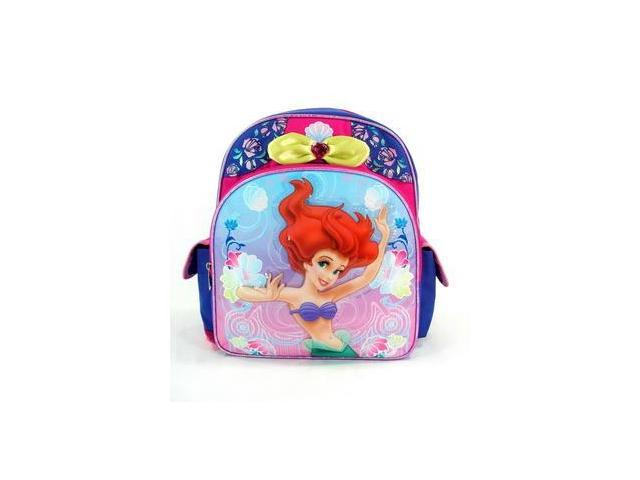 The Little Mermaid Toddler Backpack - Music and Dance