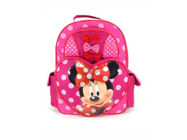 "Backpack - Disney - Minnie Mouse - Perfect Bows V2 (16"" Large School Bag)"