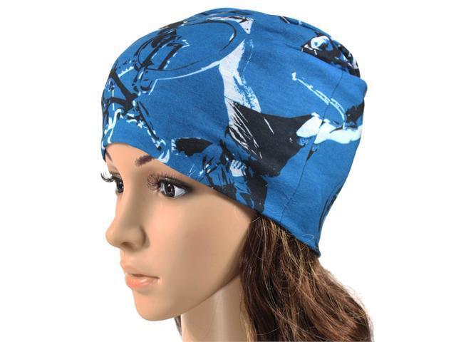 Multi-functional Microfiber Head Wear - Sports (Blue)