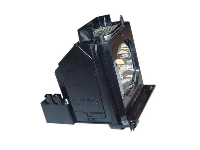 mitsubishi 915b403001 replacement lamp with housing