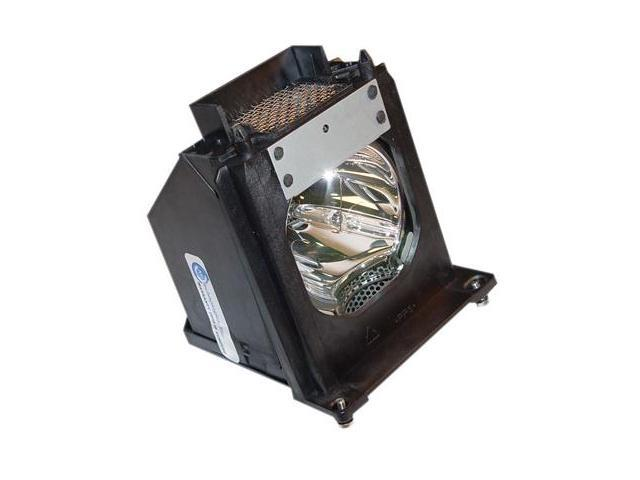 Captivating MITSUBISHI 915P061010 Replacement Lamp With Housing