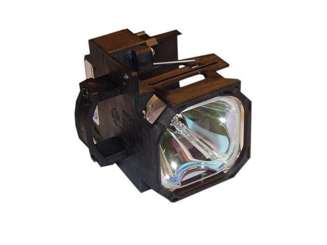 MITSUBISHI 915P043010 Replacement Lamp with Housing