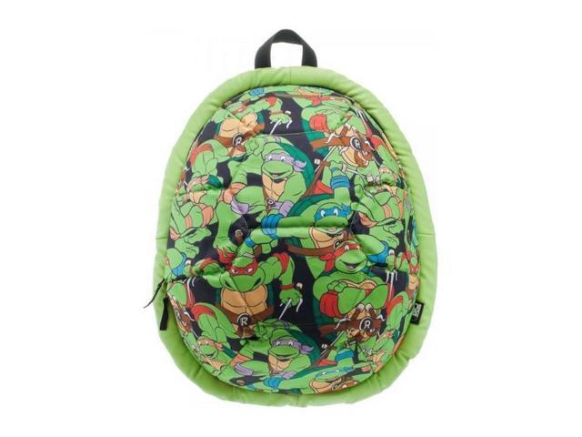 Bioworld Teenage Mutant Ninja Turtle All-Over Print Dome Backpack (TMNT All-Over Print)