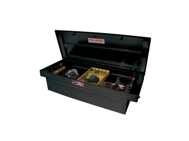 Westin 80-RB127FL-B Brute Pro Series; Full Lid Crossover Tool Box