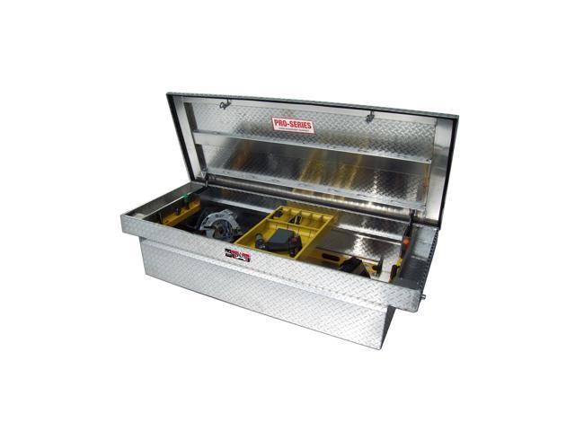 Westin 80-RB127FL Brute Pro Series; Full Lid Crossover Tool Box
