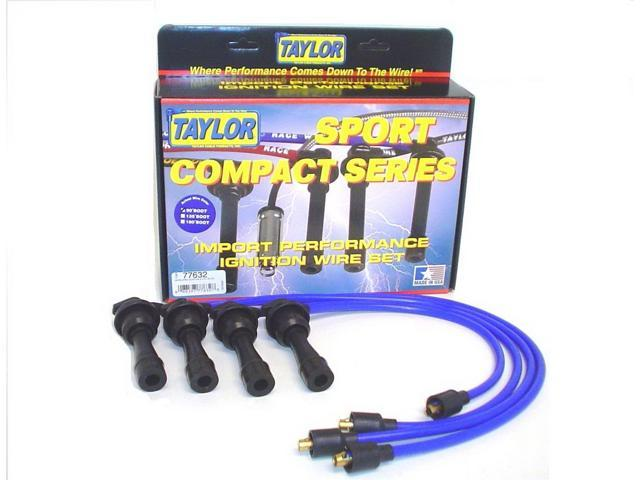 Taylor Cable 77632 8mm Spiro Pro Ignition Wire Set