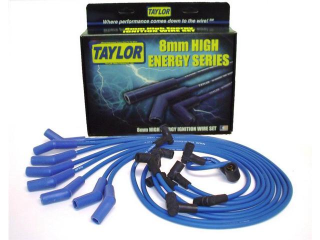 Taylor Cable 64604 High Energy; Ignition Wire Set