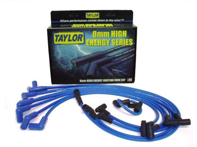Taylor Cable 64628 High Energy; Ignition Wire Set