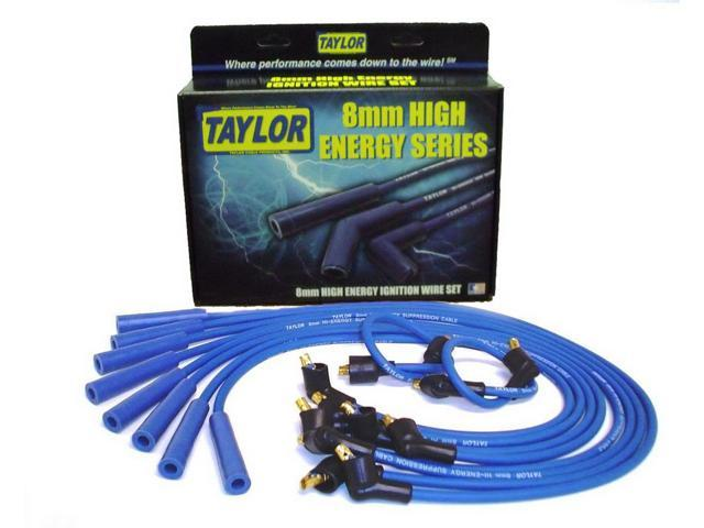 Taylor Cable 64671 High Energy Ignition Wire Set