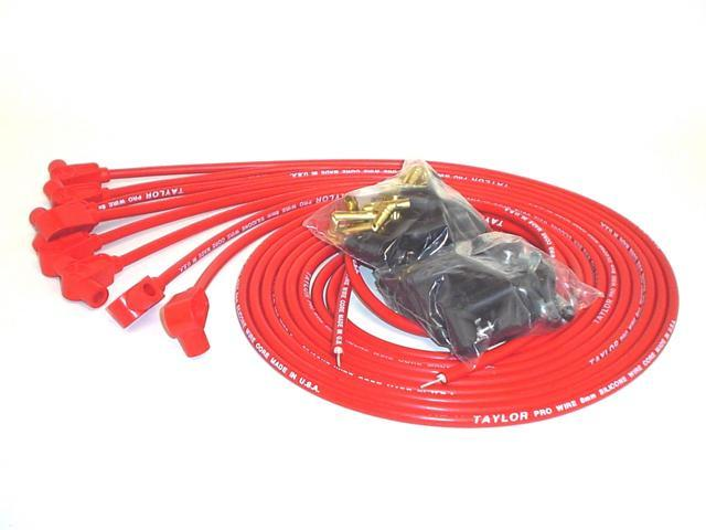 Taylor Cable 70250 Pro Wire; Ignition Wire Set