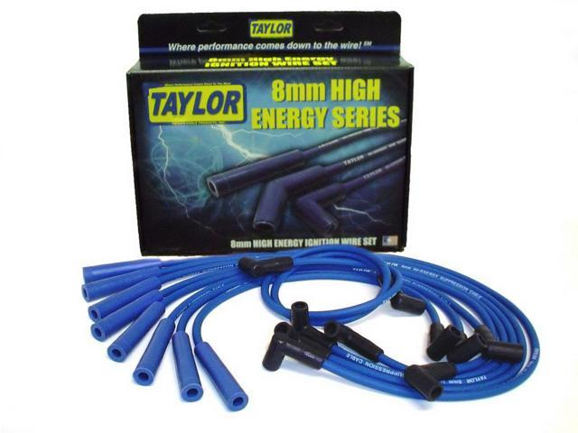 Taylor Cable 64672 High Energy Ignition Wire Set