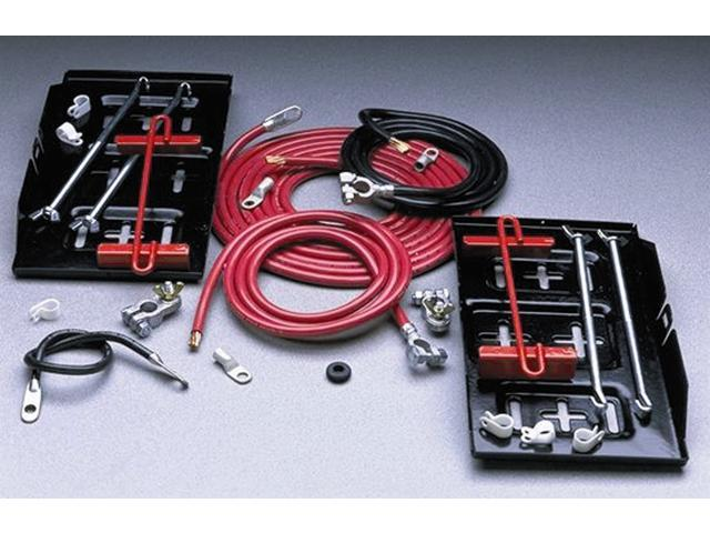 Taylor Cable 48600 Battery Relocator Kit