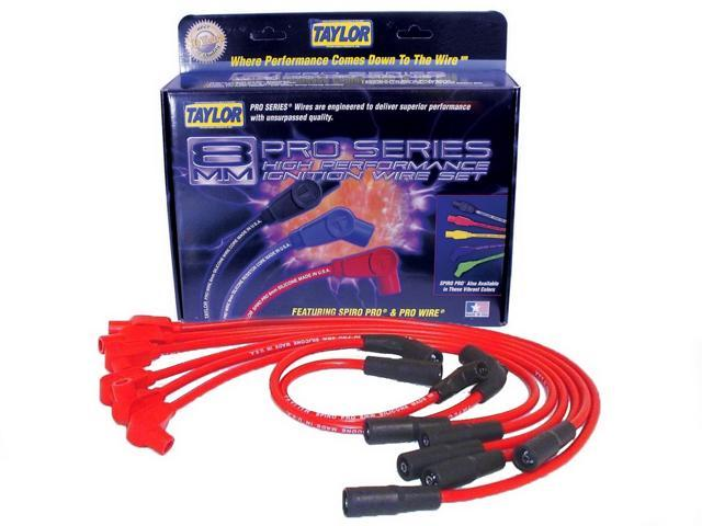 Taylor Cable 74235 8mm Spiro Pro Ignition Wire Set