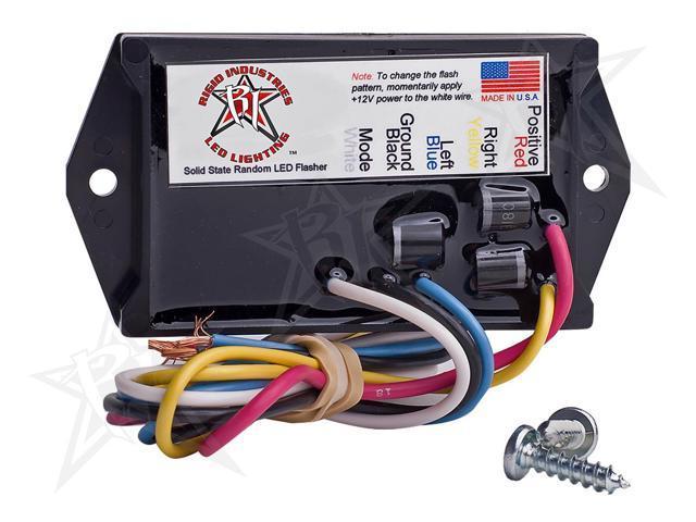 Rigid Industries 40312 LED Flasher