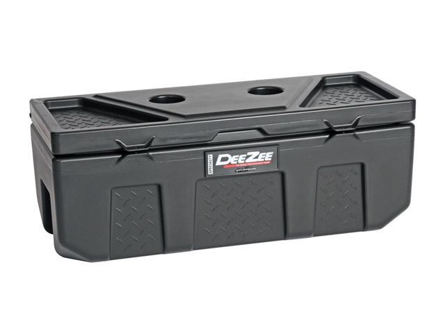 Chest Util 3.6Cu-Ft 14In 35In DEE ZEE INC. Truck Boxes DZ 6535P Poly Plastic