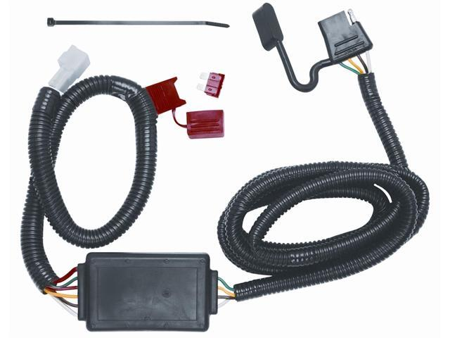 118461 t one trailer hitch wiring harness tribeca forester outback newegg ca