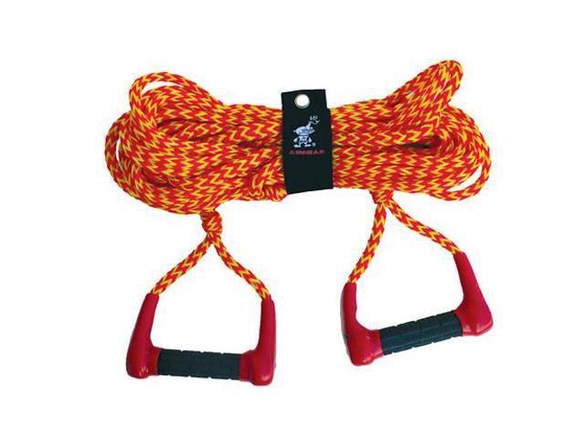 Kwik Tek  AHSR-6 Airhead Double Handle Ski Rope