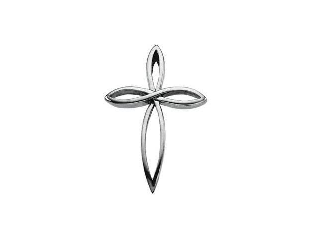 Sterling Silver Cross Pendant  4