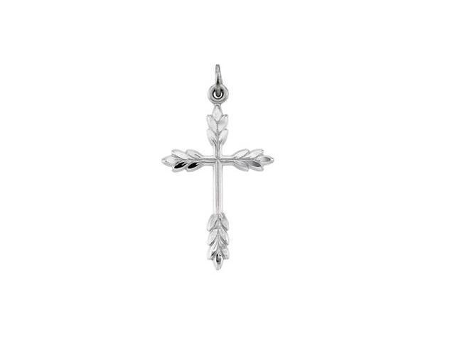 Sterling Silver Cross Pendant  3