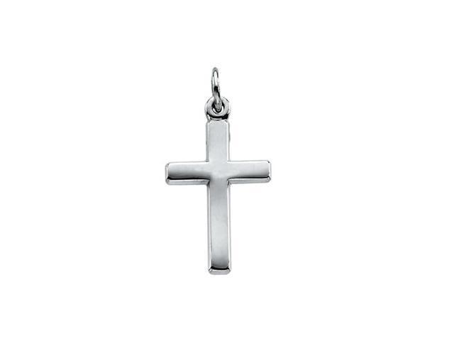 Platinum Cross Pendant This Item Is Approximate