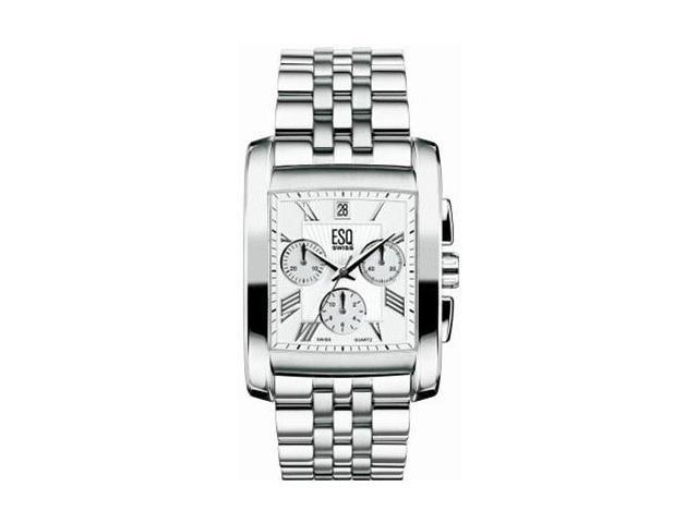 ESQ by Movado Men's 7301293 Prescott Chronograph Stainless Steel Watch - OEM