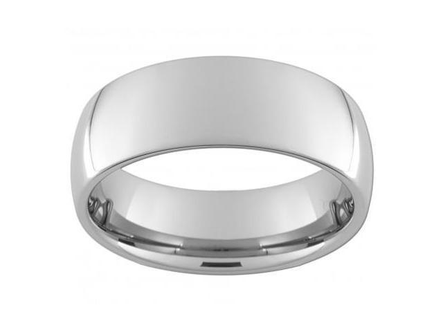 Tungsten Carbide Ring 8MM size 9.5