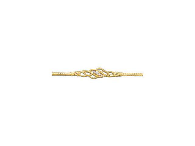 CleverSilver's 14K Yellow Gold 7