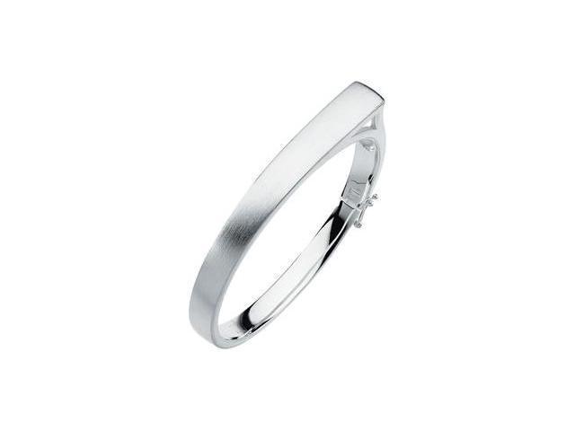 CleverSilver's Sterling Silver Metal Fashion Bracelet-