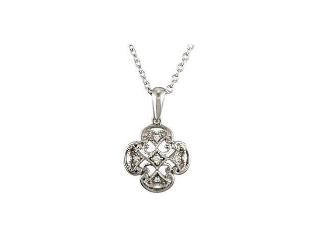 Diamond Necklace 18 Inch