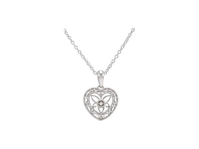 Diamond Necklace 18 Inch