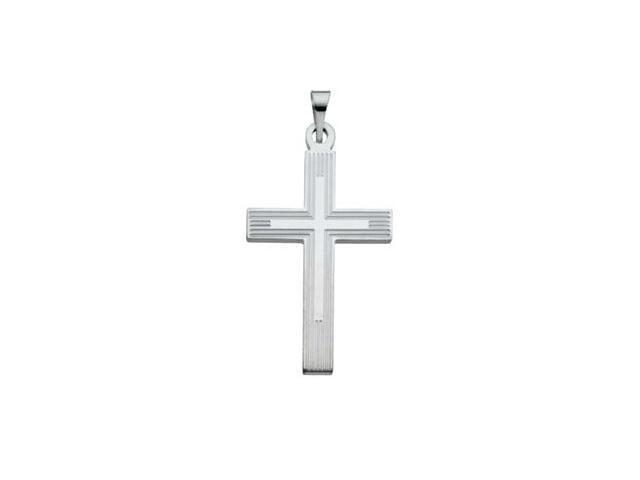 Extra Heavy Cross Pendant