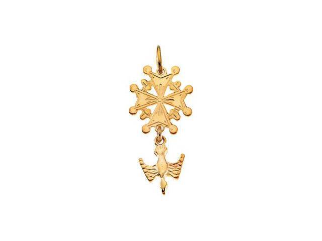 Huguenot Cross Pendant