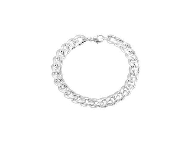 CleverEve's Curb Chain Sterling Silver 20.00 Inches