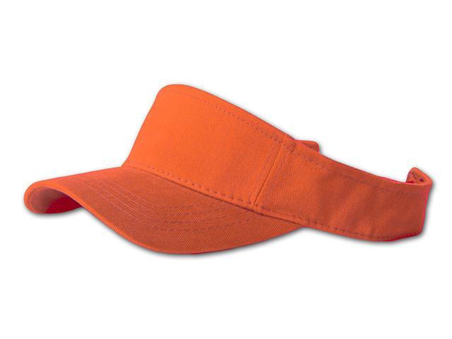 Plain / Blank Single Sports Sun Visor