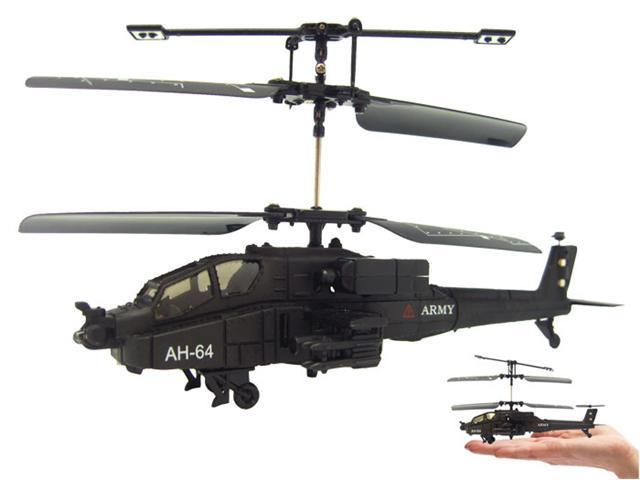 3ch Syma S012 Mini Apache RC Helicopter