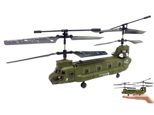 3ch Syma S026 Mini Cargo Transport RC Helicopter