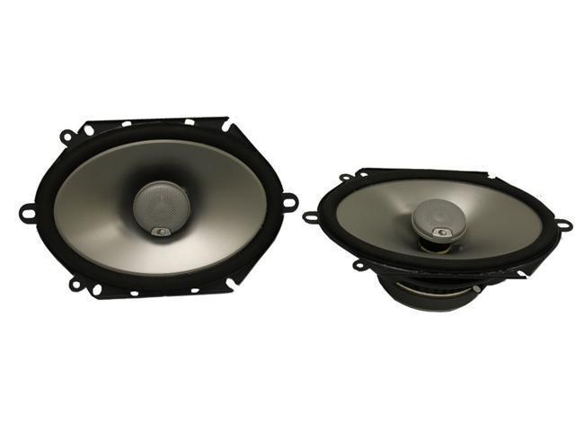 "Infinity REF 6832CF 6x8"" 180W 2 Way Car Audio Speakers"