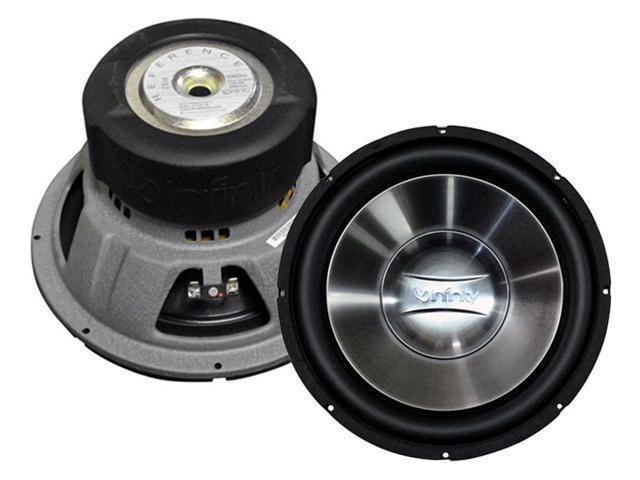 "INFINITY REF1060W 10"" 1100W Car Audio Subwoofer Sub"