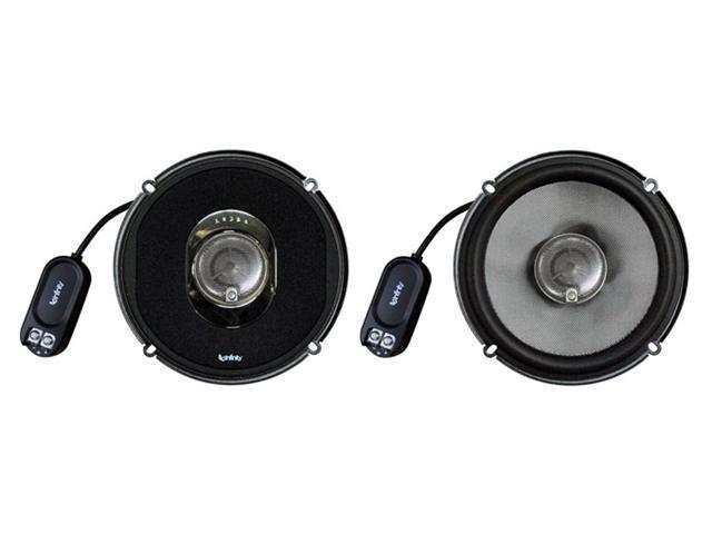 "Infinity Kappa 62.9i 6.5"" 225 Watt 2-Way Car Speakers"