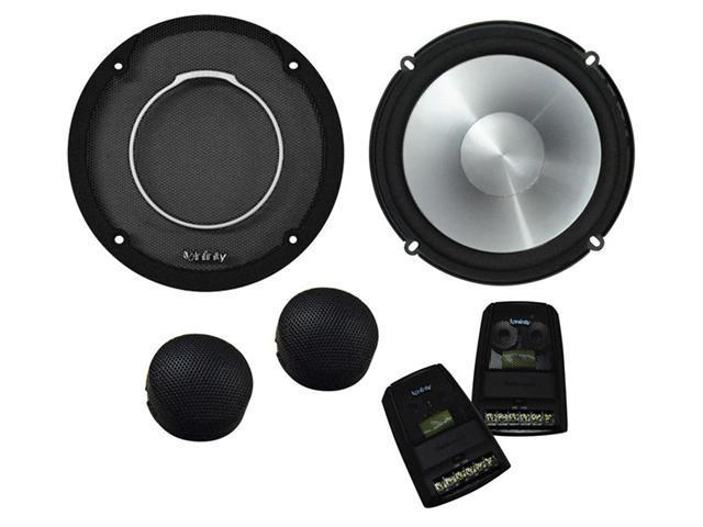 "INFINITY REF6030CS 6.5"" 270W Car Component Speakers"