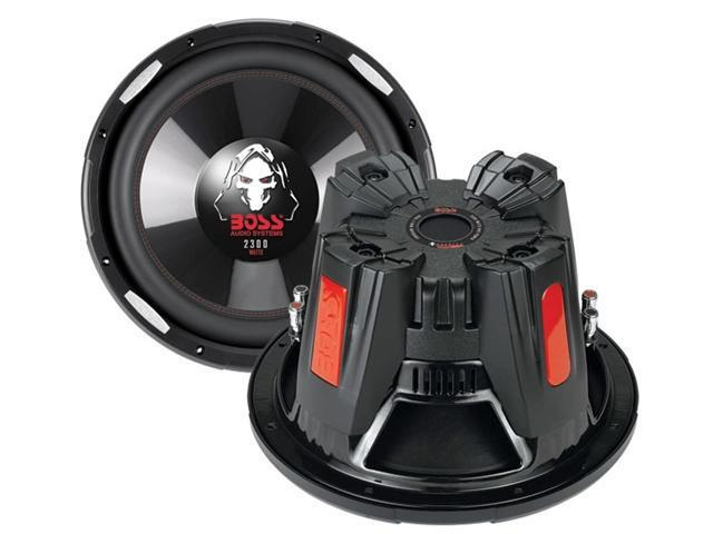 "Pair BOSS AUDIO P126DVC 12"" 4600W Car Power Subwoofers"