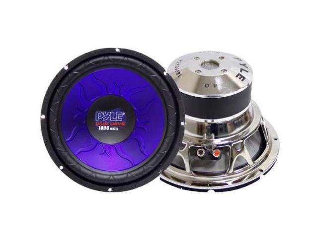 "PYLE PL1290BL 2400 WATT 12"" Car Subs/Subwoofers"