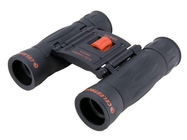CELESTRON 71133-C 10x24 10X UpClose Compact Weather Resistant Binocular w/Case