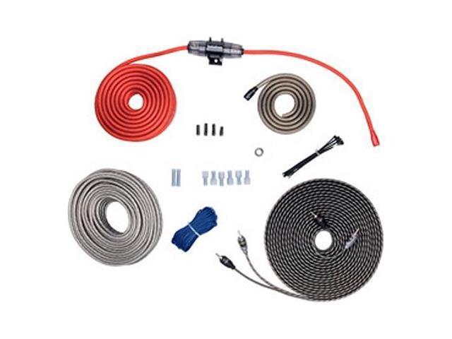 Rockford Fosgate RFK8X 8-Gauge Amp Wiring Kit 8 GA