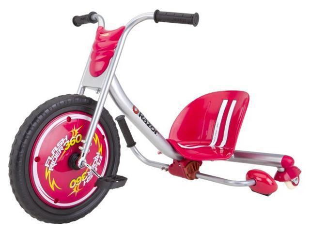 Razor Flash Rider 360 Drifting Trike Ride-On Tricycle