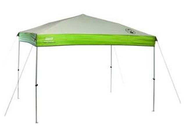 Coleman Shade Shelter : Coleman portable camping tailgating x instant shelter