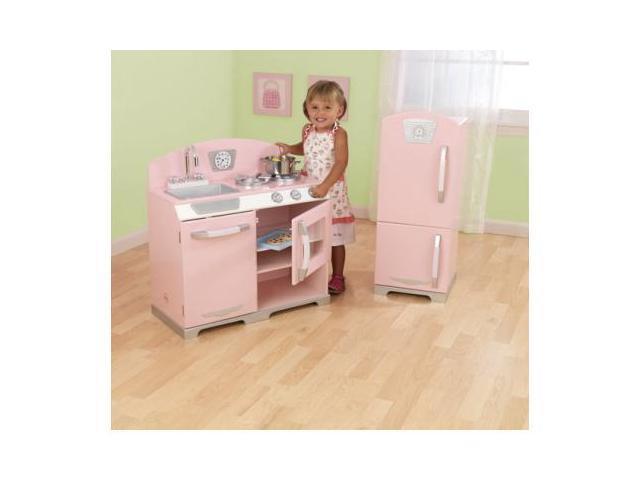 Pink Retro Kitchen